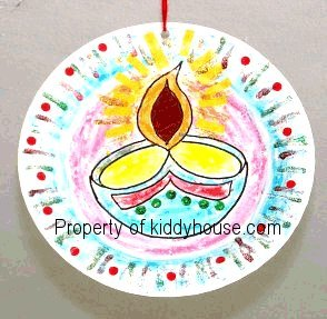 Craft Ideas  Children on Artsy Craftsy Mom  Diwali Craft Ideas For The Kids